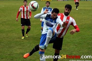 El Zamora CF se topa con su 'Belerofonte'