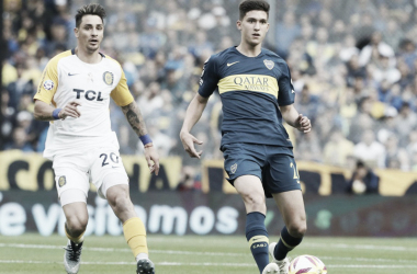 Zampedri y Balerdi / Foto: Goal