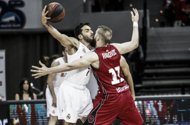Zaragoza-Real Madrid / ACB.COM