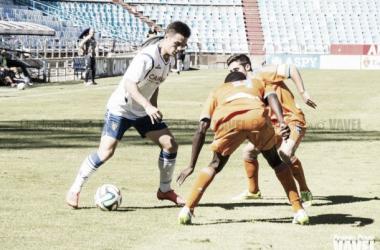 Dolorosa derrota del Deportivo Aragón en su quinto amistoso