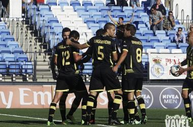 El Zaragoza volvió a ganar lejos de La Romareda 273 días después