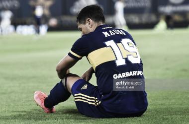 Mauro Zarate se despide de Boca y buscara seguir su carrera en el exterior.