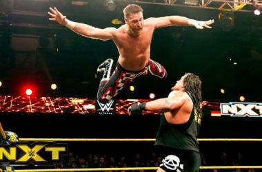 NXT Recap:Sami Zayn Is Back 4/15/15