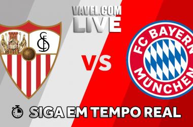 Resultado Sevilla x Bayern de Munique na Uefa Champions League (1-2)