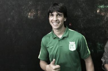 Pablo Zeballos llegó en 2015 procedente del Botafogo de Brasil.   Foto: El Espectador