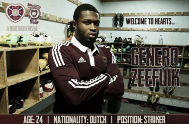 Género Zeefuik se va a la liga escocesa