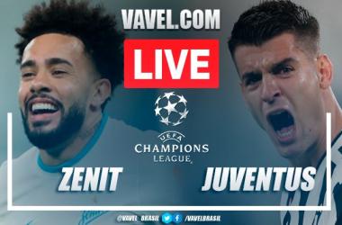 Gol e Melhores Momentos de Zenit x Juventus (0-1)