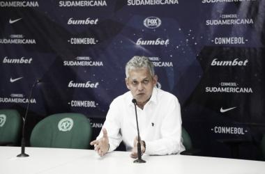 """Rueda afasta necessidade de 'futebol bonito' após empate contra Chape: """"Bom resultado"""""""