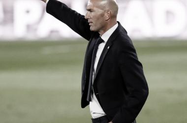 """Zinedine Zidane: """"Estamos preparados para hacer un buen partido"""""""