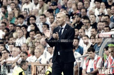 Zidane, 200 partidos con el Real Madrid