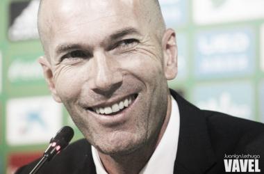 """Zidane """"Si mañana no lo hacemos bien sé lo que puede pasar"""""""