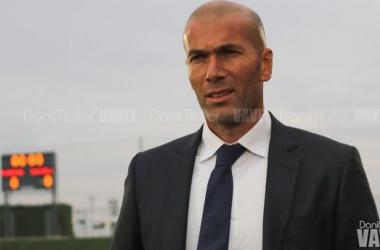 """Zidane: """"Bale y Cristiano seguirán en el Real Madrid"""""""