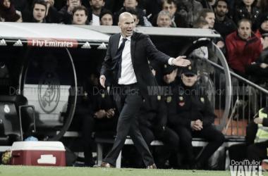 Zinedine Zidane vuelve al Real Madrid. Imagen: Vavel