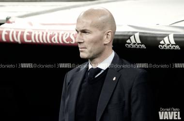 """Zidane: """"No puede ser. Soy el único responsable"""""""