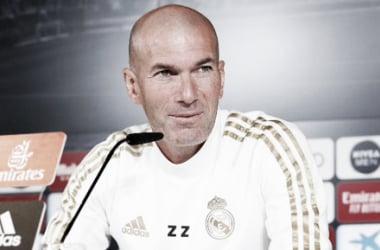 Zinedine Zidane / Fuente: Real Madrid