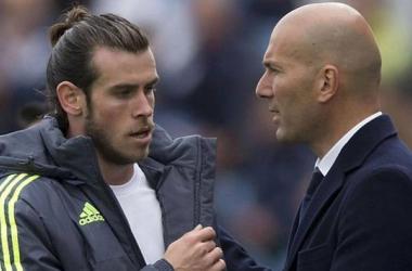 Ruptura oficial Bale - Zidane