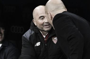 Zidane humaniza a Sampaoli