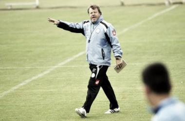 """Zielinski: """"Este es mi último período en el club"""""""