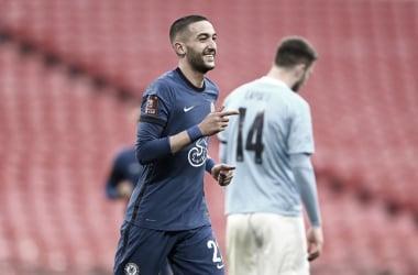 Resumen Chelsea vs Manchester City en FA Cup (1-0)