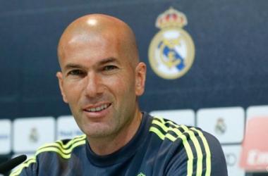 """Zinedine Zidane: """"Siempre sacaré el mejor equipo que yo vea"""""""
