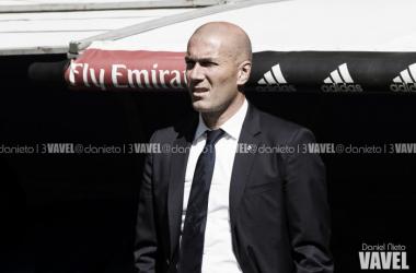 """Zidane reconhece calendário difícil após novo triunfo: """"Temos uma final a cada três dias"""""""