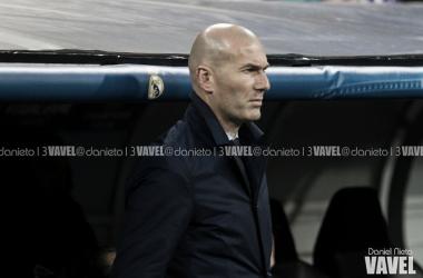 """Zidane: """" Yo quería transmitir que era un partido complicado y que íbamos a sufrir"""""""
