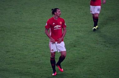 Zlatan Ibrahimovic de retour à Manchester United