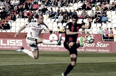 Zozulya jugador del Albacete. Foto: LaLiga