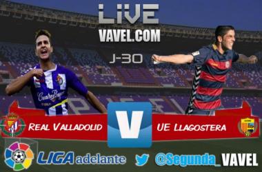 El Real Valladolid aplasta a la UE Llagostera, que vuelve a las andadas