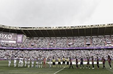 Lleno en el José Zorrilla/ foto RealValladolid.es