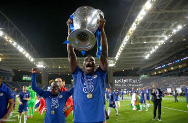 Report: Kurt Zouma's future at Chelsea uncertain