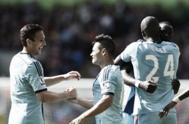 Crystal Palace 1-3 West Ham United