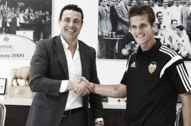 Bruno Zuculini jugará a préstamo en el Valencia