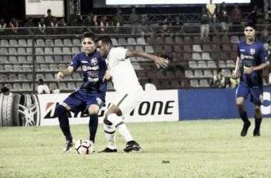 Jefferson Savarino / Foto.Prensa Zulia FC