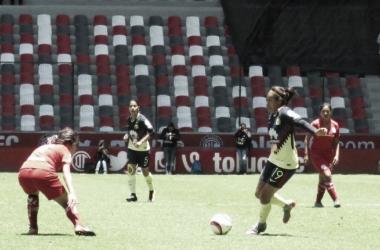 (Zulma Hernández | Foto: Club América FC)