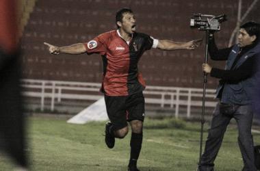 Siendo goleador, Zúñiga buscará el primer título nacional de Melgar. (FOTO: cmd.pe)
