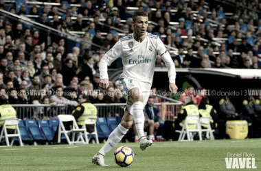Cristiano Ronaldo supera a Raúl como máximo asistente blanco en La Liga