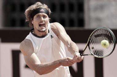 Alexander Zverev venceu Hugo Dellien no Masters 1000 de Roma 2021 (ATP / Divulgação)