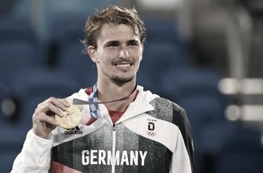 Zverev se queda con el Oro en Tenis