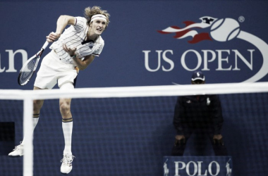Zverev vence King na primeira rodada do US Open