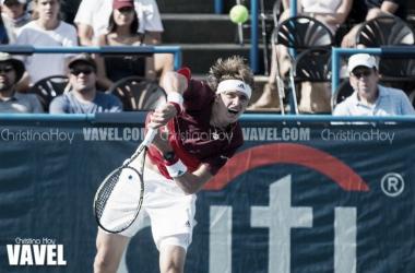 ATP Citi Open: Alexander Zverev handles Taylor Fritz in a battle of rising stars