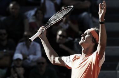 Alexander Zverev reached his first Masters 1000 final in Rome [Photo credit: Antonio Costantini/Internazionali BNL d'Italia official website]