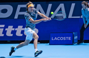 """Nitto ATP Finals: Alexander Zverev """"looking forward"""" to crucial match against Daniil Medvedev in quest to maintain his title defense"""