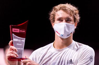 Bett1 Hulks Championship: Alexander Zverev dominates Diego Schwartzman to win another title