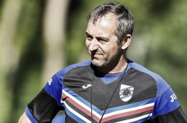Sampdoria, tra ritiro e programma c'è di mezzo il mercato
