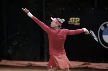Zvonareva derrubou Kvitova em duelo de ex-líderes do ranking (Foto: Divulgação/WTA)