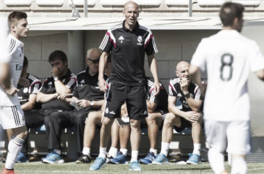 Zidane to stay at Real Madrid Castilla for another year