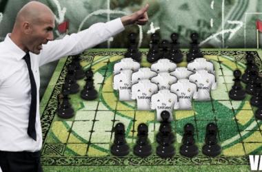 El Tablero Real: el Villamarín examina la primera pizarra a domicilio de Zidane