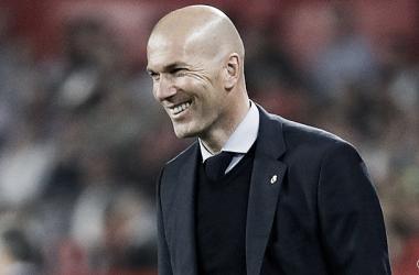 Zidane está de vuelta/ Foto: Real Madrid C.F