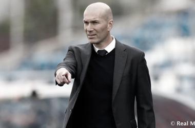"""Zidane: """"Voy a hablar con el club tranquilamente"""""""